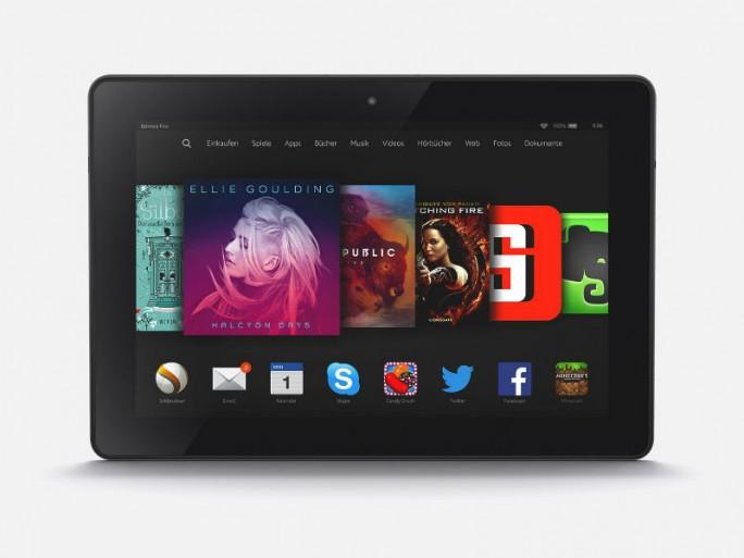 Kindle Fire HDX 8.9 (Bild: Amazon).