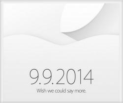Apple Einladung iPhone 2014
