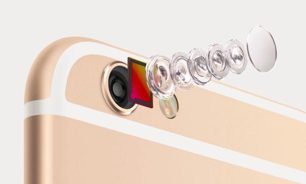 Von den den Verbesserungen an der Hardware des iPhone hat zu einem guten Teil die Kamera profitiert (Screenshot: Gizmodo.de)