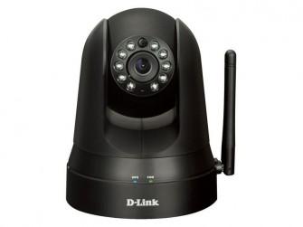Die Überwachungskamera Mydlink Home Monitor 360 ermöglicht einen Rundumblick. (Bild: D-Link)