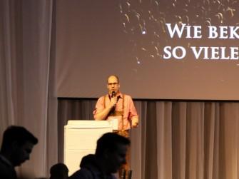 MyDealz-Gründer Fabian Spielberger empfiehlt den Weg der kleinen Schritte (Bild: ITespresso / Andre Borbe)