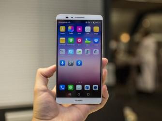 Huawei Ascend Mate 7 (Bild: CNET.com)