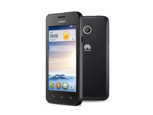 Huawei Ascend Y330 (Bild: Huawei)