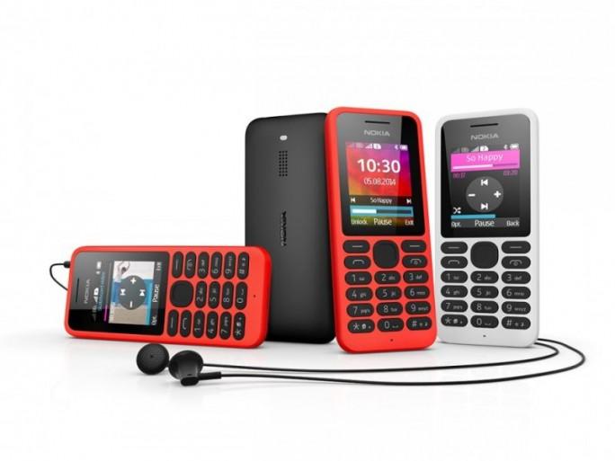 Nokia 130 (Bild: Microsoft)