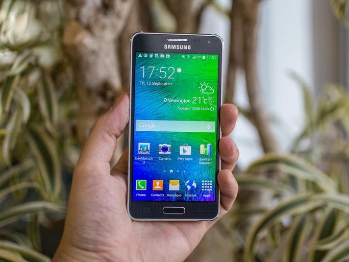 Samsung Galaxy Alpha nun in Deutschland erhältlich