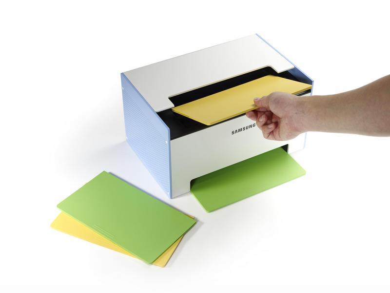 Der Mate kann Design-mäßig individuell gestaltet werden (Bild: Samsung).