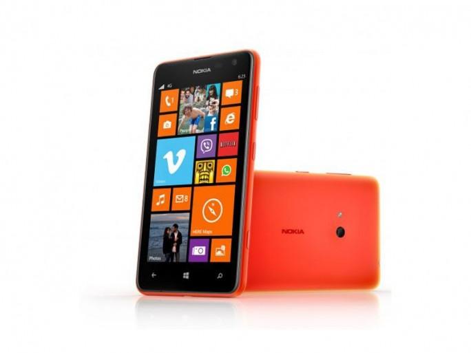 Nokia Lumia 625 (Bild: Nokia)