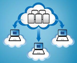 Das Norman Security Portal verteilt Sicherheits-Updates selbständig auf alle verzeichneten Clients. (Bild: Norman Data Defense)