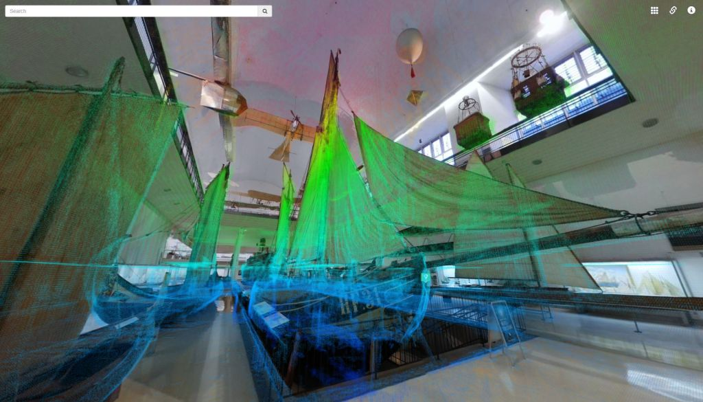 Deutsches Museum bietet nun einen virtuellen Rundgang an