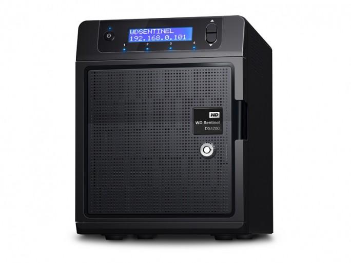 WD Sentinel DX4200 (Bild: Western Digital)