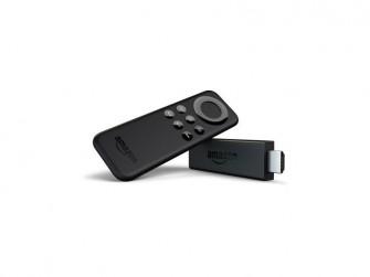 Der Fire TV Stick wird mit einer Fernbedienung ausgeliefert (Bild: Amazon)