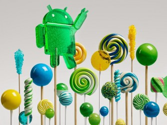 Android 5.0 Lollipop (Bild: Google)