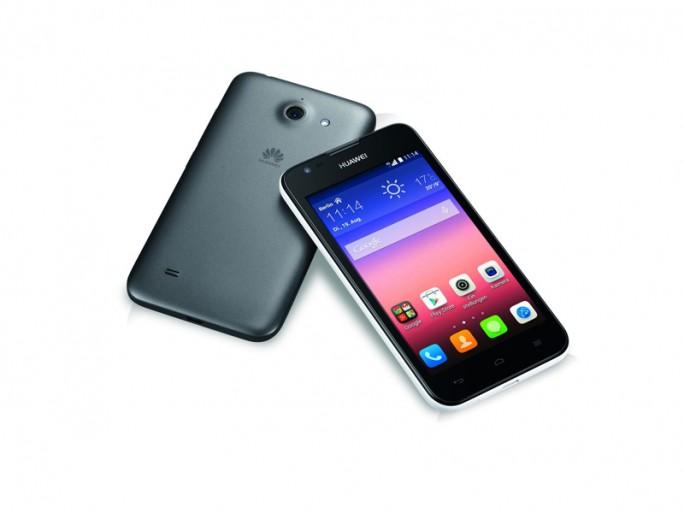 Huawei Ascend Y550 (Bild: Huawei)