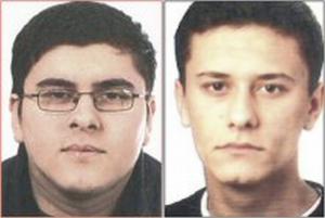 Die mutmaßlichen kinox.to-Betreiber Kastriot (links) und Kreshnik Selimi werden per Haftbefehl gesucht (Bild: Polizei Sachsen).