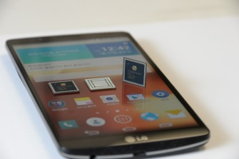 Der Preis des G3 Screen mit LGs eigens entwickeltem Nuclun-SoC beträgt knapp 600 Euro (Bild: LG).