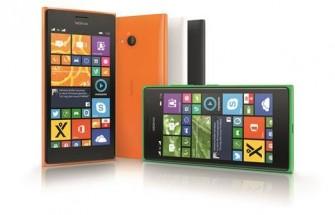 Lumia 730 (Bild: Microsoft)