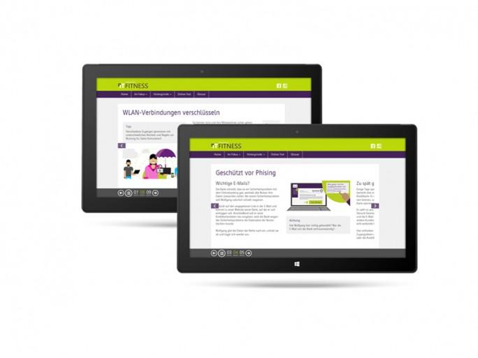 Microsoft IT-Fitness Akademie (Screenshot: ITespresso).