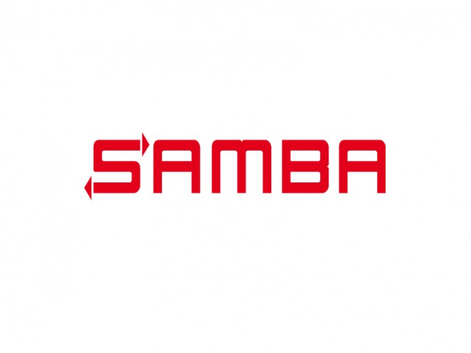 Logo des Open-Source-Projekts Samba