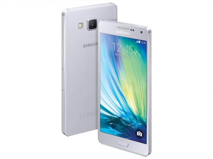 Samsung Galaxy A3 und Galaxy A5 (Bild: Samsung)