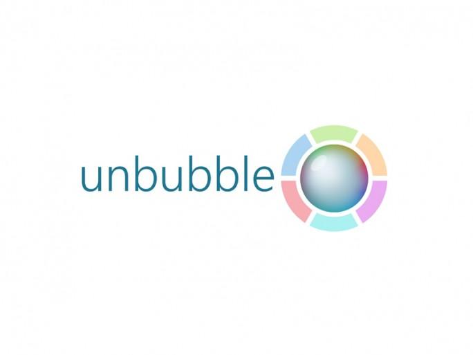 Unbubble Logo (Grafik: Unbubble)