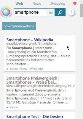 Unbubble auf demm Smartphone (Bild: Unbubble)