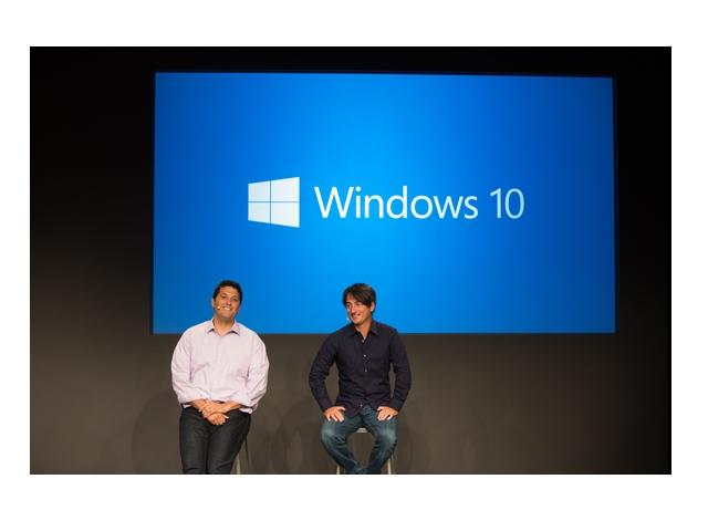 Windows 10 Veranstaltung (Bild: Microsoft)
