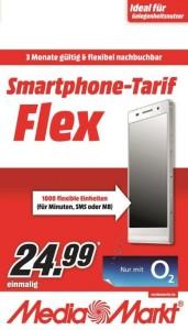 Media-Markt Smartphone-Tarif Flex (Bild: Media-Markt )