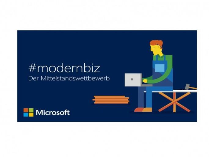 Microsoftsd #modernbiz-Wettbewerb