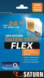 Saturn Datentarif Flex (Bild: Saturn)