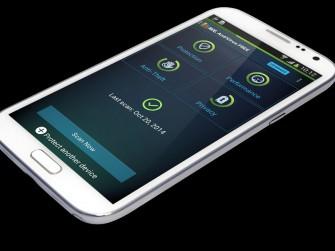 AVG Antivirus Free auf Smartphone (Bild: AVG)