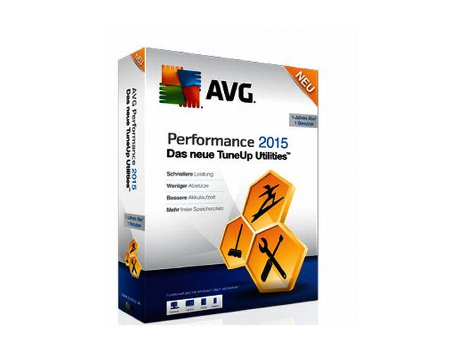 AVG Performance 2015 (Bild: AVG)