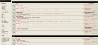 Personen die bei Boerse.bz Dateien hochgeladen haben, wird gewerbsmäßige Urheberrechtsverletzung vorgeworfen (Screenshot: ITespresso).