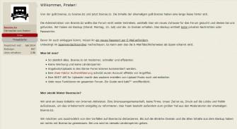 ... und versprechen Nutzern auf Boerse.to ein werbefreies und schnelleres Portal (Screenshot: ITespresso).