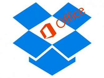 Microsoft und Dropbox