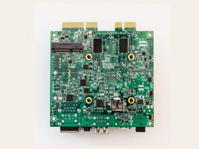 Der Singleboard-Computer (SBC) Gizmo 2 liefert eine Grundlage für Do-it-Yourself-Hardware (Bild: Farnell Element 14)