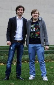 Die Inlope-Gründer Florian Thiel und Christopher Obereder (Bild: Inlope).