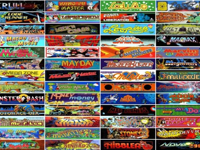 Arcade-Klassiker bei Internet Archive (Screenshot: ITespresso)