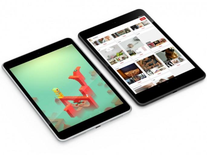 Das Android-Tablet Nokia N1 ist der erste Schritt des finnischen Konzerns Nokia auf dem Markt für Mobilgeräte seit dem Verkauf der Handysparte an Microoft (Bild: Nokia).