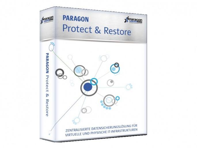 Paragon Protect&Restore 3.6 (Bild: Paragon Software)