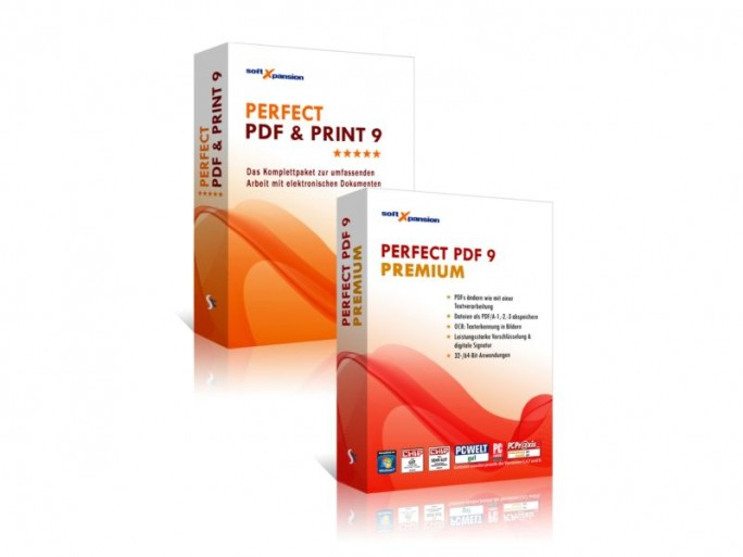 Perfect PDF & Print 9 (Packshots: Softxpansion)