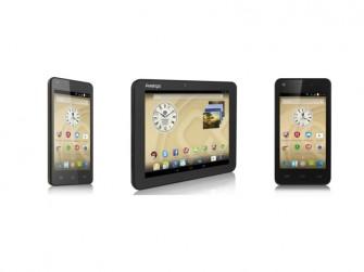 Prestigio Smartphone MultiPhone 5454 Duo (Bild: Prestigio)