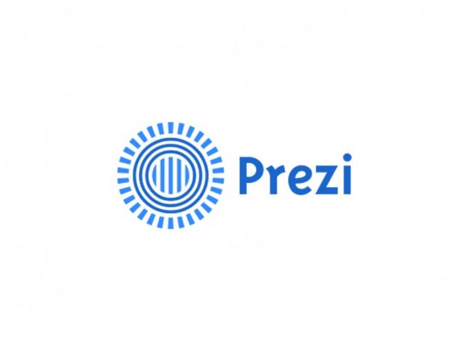 Prezi Logo (Bild: Prezi)