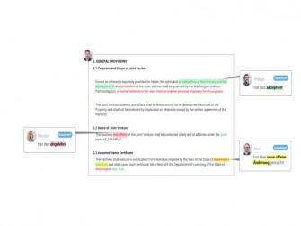 Smashdocs Screen (Bild: Smart Works Solutions)