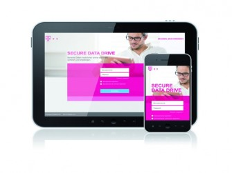 Telekom Secure Data Drive (Bild: Deutsche Telekom)