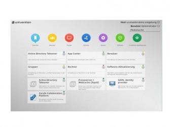 Univention Corporate Server 4.0 (Bild: Univention)