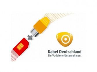 Vodafone und Kabel Deutschland kombinieren Angebote für Mobilfunk und Festnetz (Bild: Vodafone)