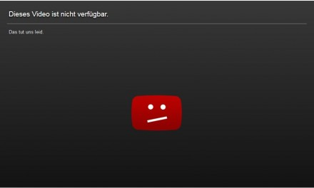 Youtube Sperrhinweis (Screenshot: ITespresso)