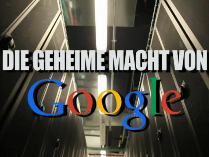 ARD-Sendung: Die geheime Macht von Google (Screenshot: ITespresso)