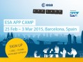 ESA-App-Camp2015 (Bild: AZO)