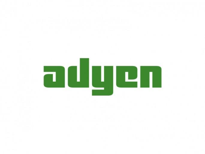 Adyen Logo (Grafik: Adyen)